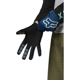 Fox Ranger Foxhead Gloves Men, dark indigo